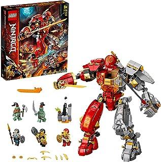 LEGO NINJAGO Fire Stone Mech 71720 Building Kit