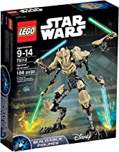 lego star wars buildable figures general grievous