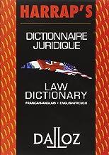 Livres Dictionnaire juridique français-anglais / anglais-français : Law Dictionary French-English/English-French PDF