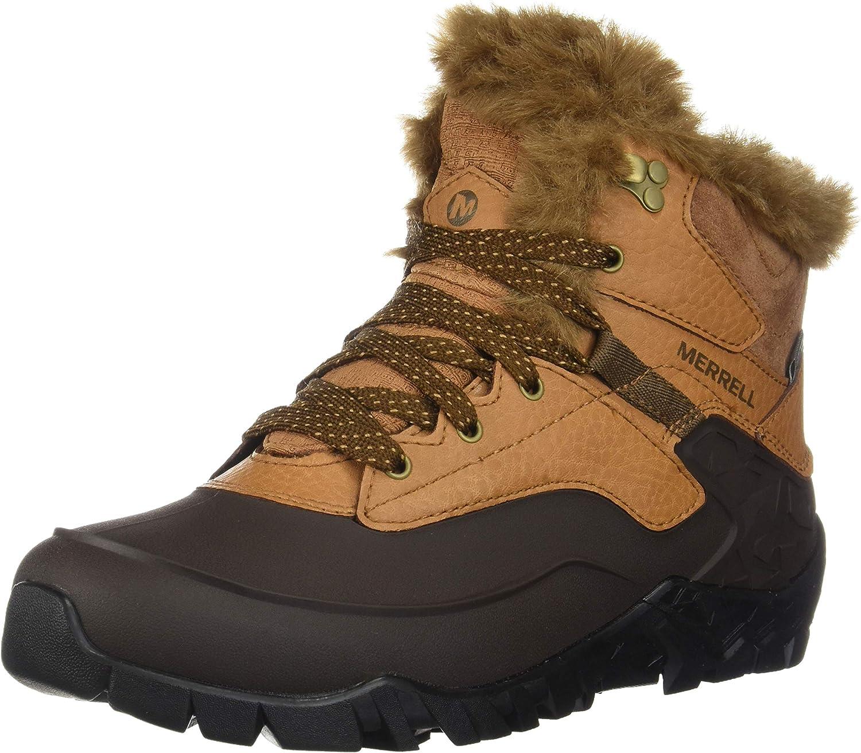 Merrell Women's Austin Mall Aurora Be super welcome 6 Ice Boot Snow Plus Waterproof