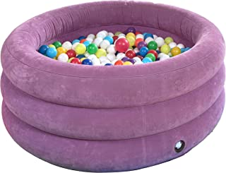 Fun and Function's Air-Lite Ball Pit, Inflatable, for Kids with Sensory Issues