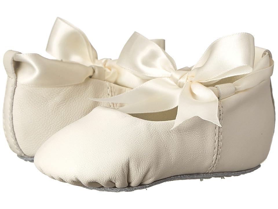 Baby Deer Sabrina Ballet (Toddler/Little Kid) (Ivory) Girls Shoes