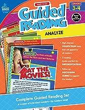 Carson-Dellosa Ready to Go Guided Reading: Analyze Resource Book, Grades 3-4