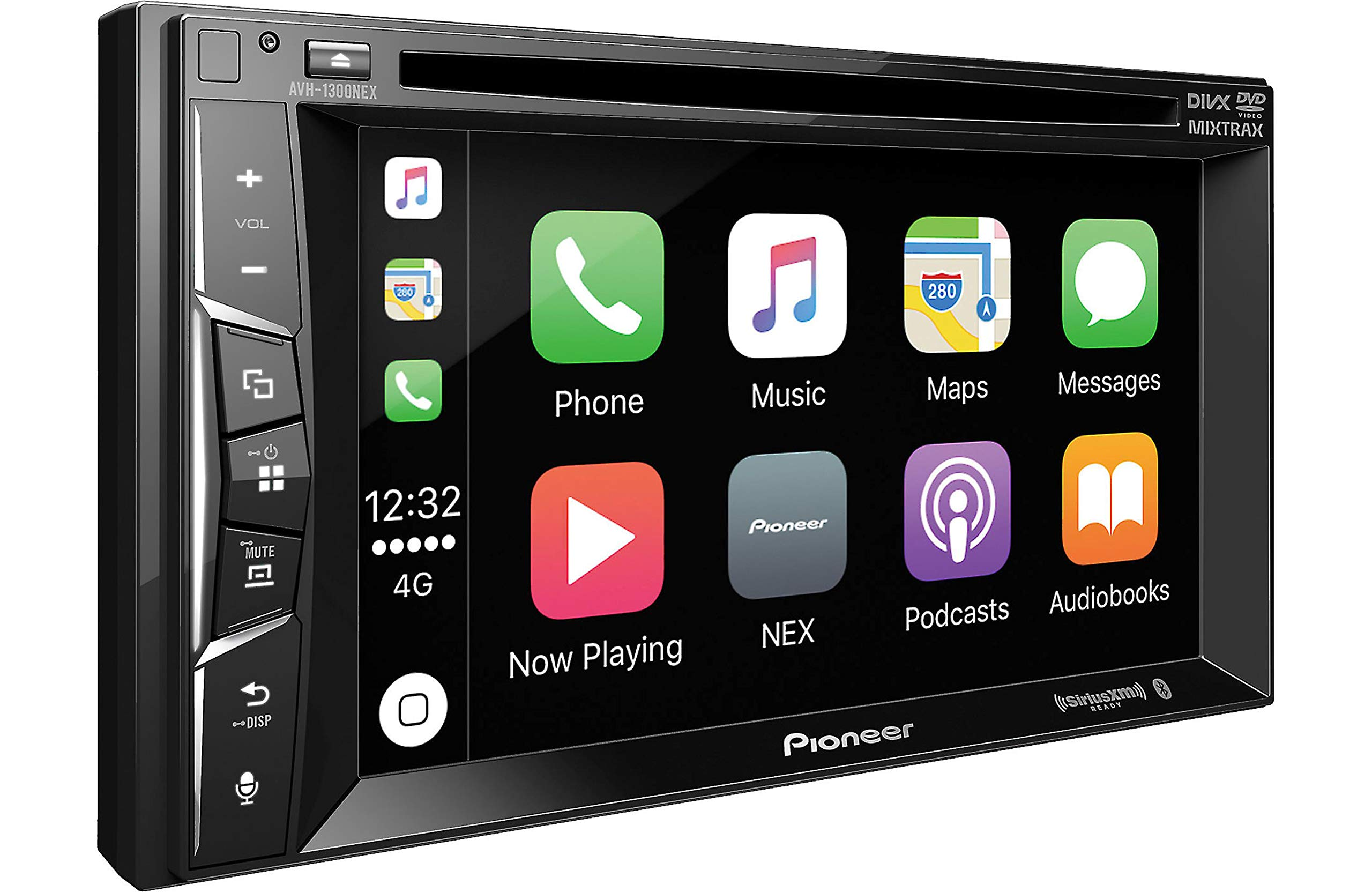 AVH 1300NEX Multimedia Receiver Bluetooth SiriusXM Ready