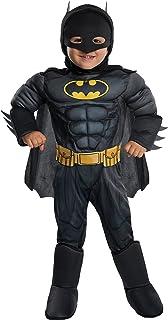 زي باتمان ديلوكس للأطفال من روبيز دي سي كوميس، مقاس X-Small (510303)