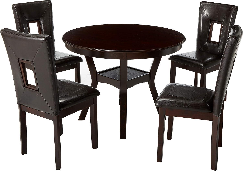 wholesale Alpine Furniture 5 Piece Segundo 42