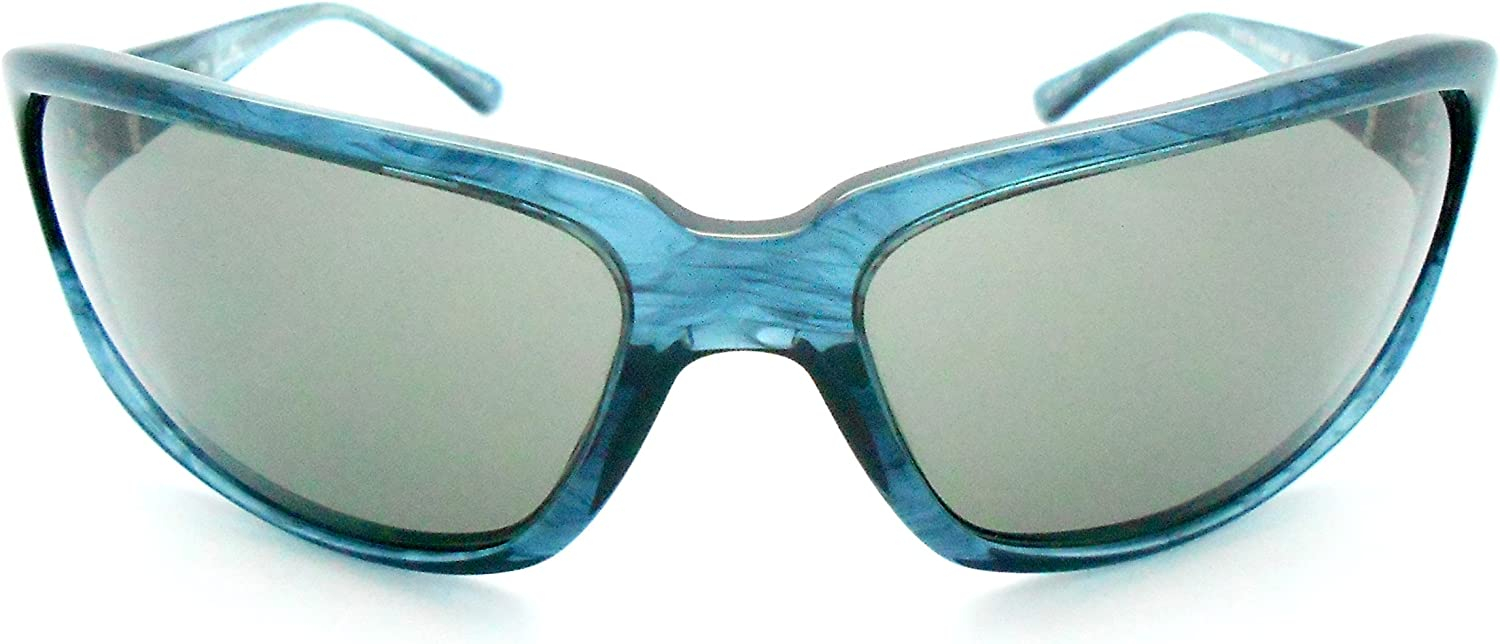 Blinde SPEED MC QUEENS TALL bluee Wrap Sunglasses