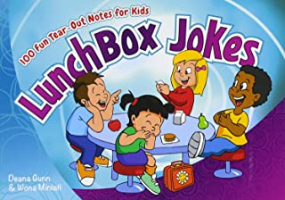 Lunchbox Jokes: 100 Fun Tear-Out Notes for Kids