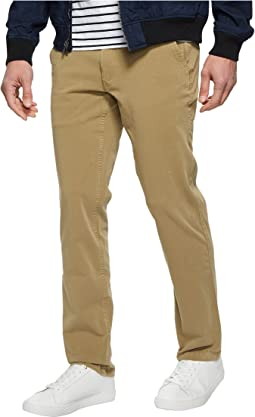 5bbcccbd091cc3 New British Khaki. 58. Dockers. Slim Tapered Fit Downtime Khaki Smart 360  Flex Pants