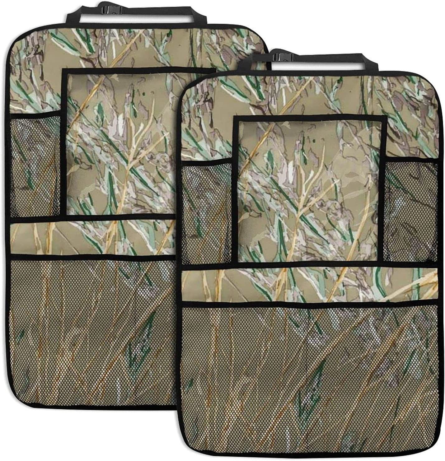 Car Ranking TOP2 Backseat Organizer Prairie Ghost Print Back Camo Seat Or Limited time sale