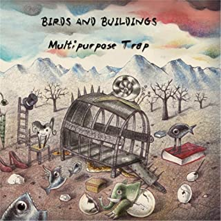 birds and buildings multipurpose trap