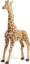 VIAHART Jani The Savannah Giraffe | 4 1/2 Foot Giant Stuffed Animal Jumbo Plush | Shipping from Texas | by Tiger Tale Toys
