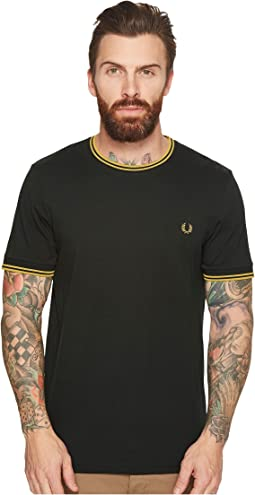 Fred Perry - Twin Tipped Ringer T-Shirt