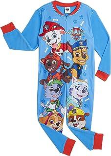 Mono de la Patrulla Canina para Niños | Personajes de Onesie Infantil | Pijama de Pijama de Skye, Chase y Marshall para ni...