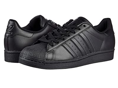 adidas Originals Superstar Foundation (Core Black/Core Black/Core Black) Men