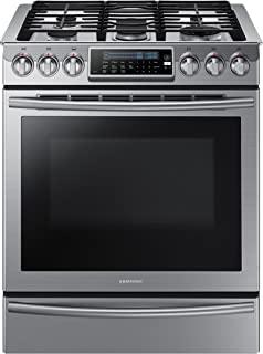 Best samsung chef collection gas range Reviews