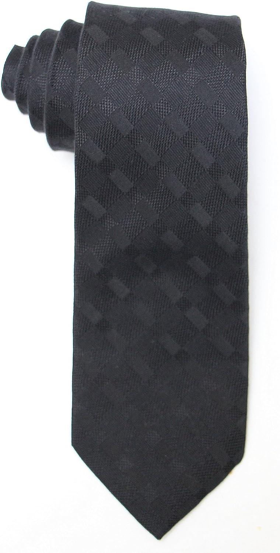 Magnoli Clothiers James Bond 007 Spectre FUNERAL TIE silk and cotton necktie
