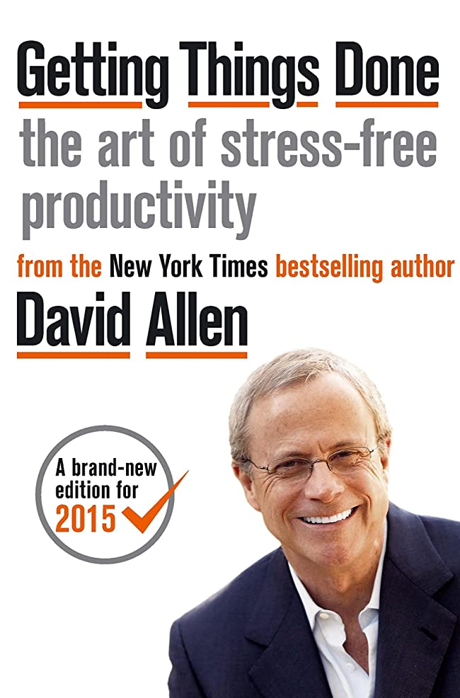静める亡命バッグGetting Things Done: The Art of Stress-free Productivity (English Edition)