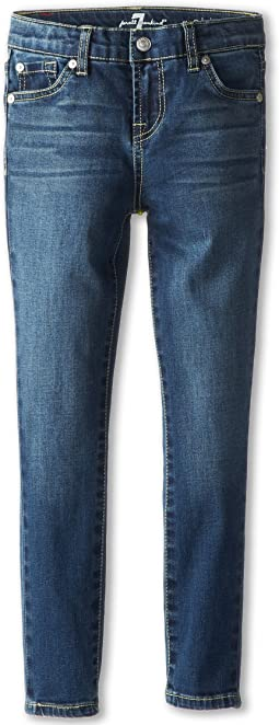 7 For All Mankind Kids Skinny in Nouveau New York Dark (Little Kid)