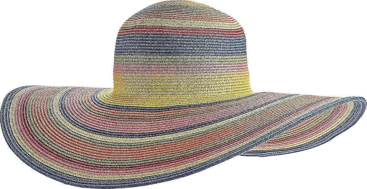 Coolibar UPF 50+ Women's Miranda Wide Brim Hat - Sun Protective
