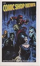 Comic Shop News, no. 1480 (2015) (covers: Dark Knight III: Master Race/Justice League of America #5 Monsters Variant): Spider-Man vs Sub-Mariner, Dejah Thoris, Red Sonja, Sin City, Cryptocracy, Batman