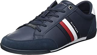 Tommy Hilfiger, Cupsole Mix Materiale Corporate Uomo