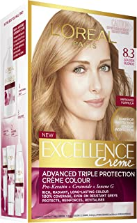 L'Oreal Paris Excellence 8.3 Golden Blonde