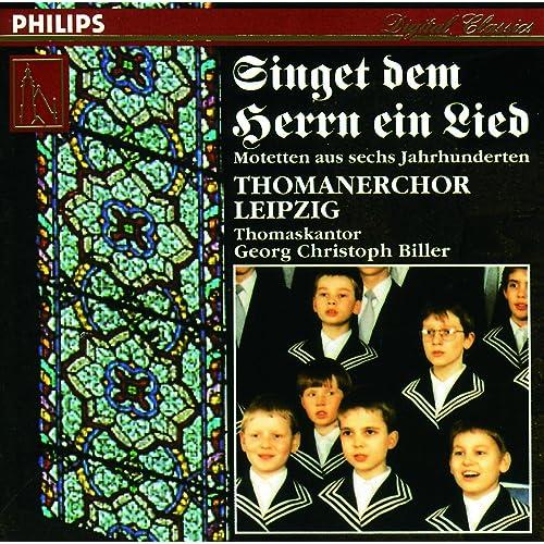 Thomas: Kleine Geistliche Chormusik, Werk 25 - 15. Motet