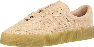 adidas Originals Women's Sambarose Low Top Sneakers
