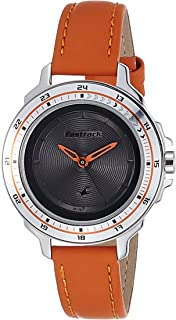 Fastrack Analog Multi-Colour Dial Women's Watch -6135SL01C