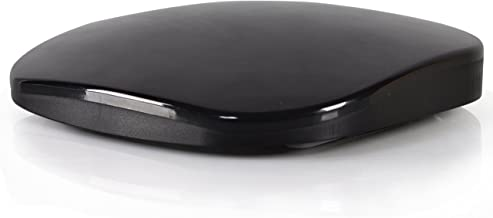 Pyle Wireless Audio Receiver - Connect to Any Audio Player to Stream Music WIFI Over Apple Airplay or Android