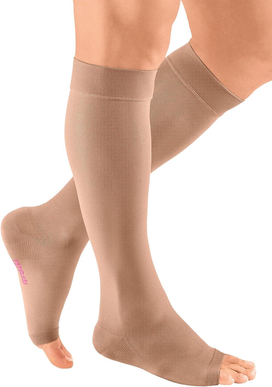 Genuine mediven Plus Fashion for Men Women 20-30 Compression mmHg Calf High