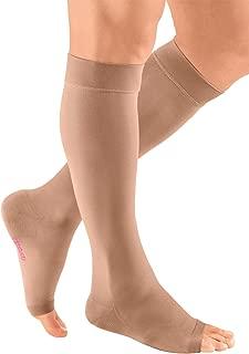mediven Plus, 30-40 mmHg, Calf High Compression Stocking, Open Toe