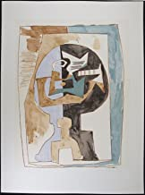 Gueridon et Guitare from the Marina Picasso Estate Collection