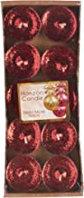 Horizon Candles Shiny Tealights Unscented Candle 10 pieces