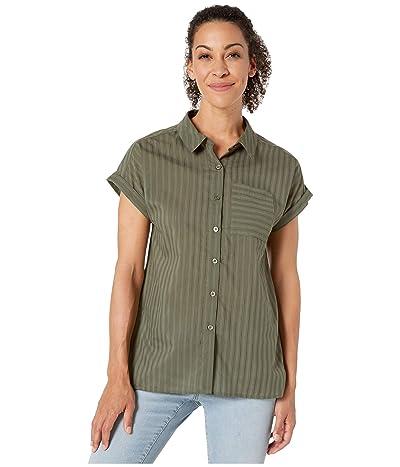 ExOfficio Lencia Short Sleeve Shirt (Nori) Women