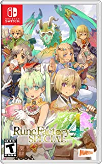 Rune Factory 4 Switch - Nintendo Switch Games and Software