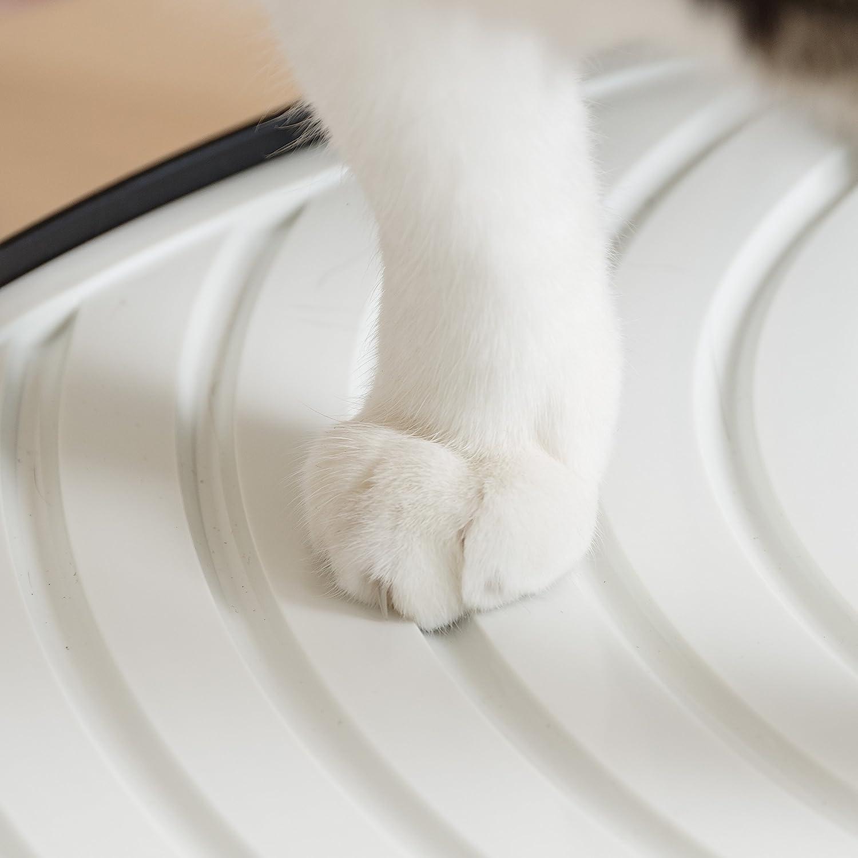 IRIS Top Entry Cat Litter Box with Cat Litter Scoop