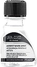 Winsor & Newton 3021738 kunstenaar terpentijnvervanger, hoogwaardige verdunner voor olieverf en schildermiddel, 75 ml fles