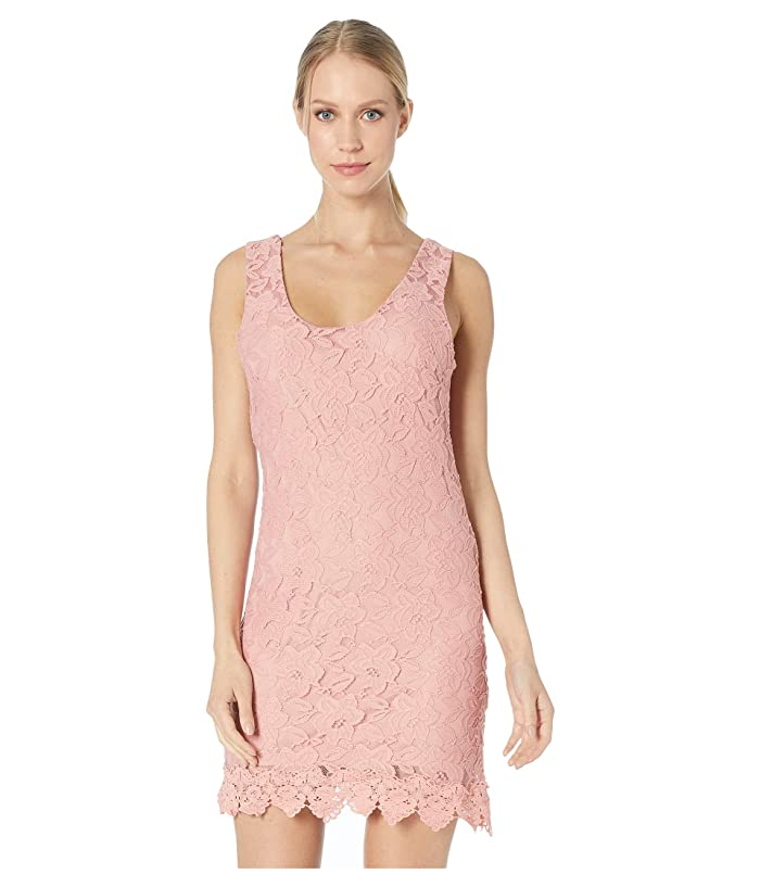 Jack by BB Dakota Grow with It Dress (Rosette Pink) Women