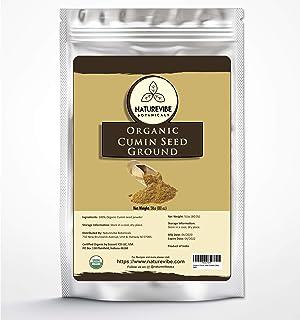 Organic Cumin Seed Powder by Naturevibe botanicals, 5lb (Cuminum cyminum L.) | Raw, Gluten-Free & Non-GMO | Adds Flavor an...