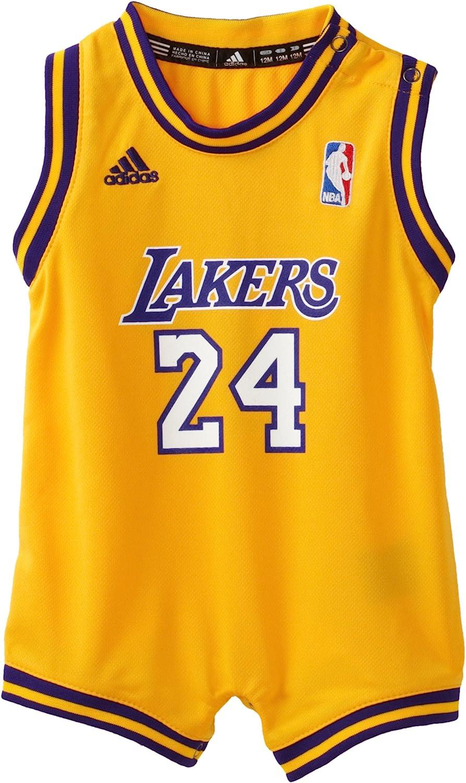 Amazon.com: NBA Infant Los Angeles Lakers Kobe Bryant Home Onesie ...