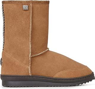 EMU Australia Platinum Outback Lo Mens Real Sheepskin Boots Australian Made EMU Boots