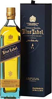 Johnnie Walker Blue Label Scotch mit Geschenkverpackung Whisky 1 x 0.2 l