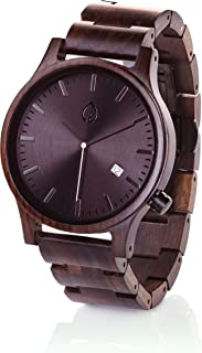 Best wooden watch engraved pictures Reviews