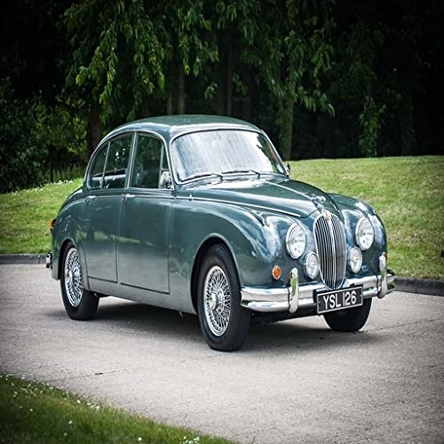 JAGUAR MK1 AND MK2 SALOON SHOP MANUAL