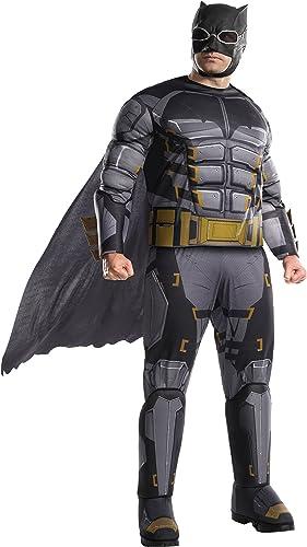 Rubies Justice League Tactical Bathomme Plus Taille Adult Costume Plus Taille