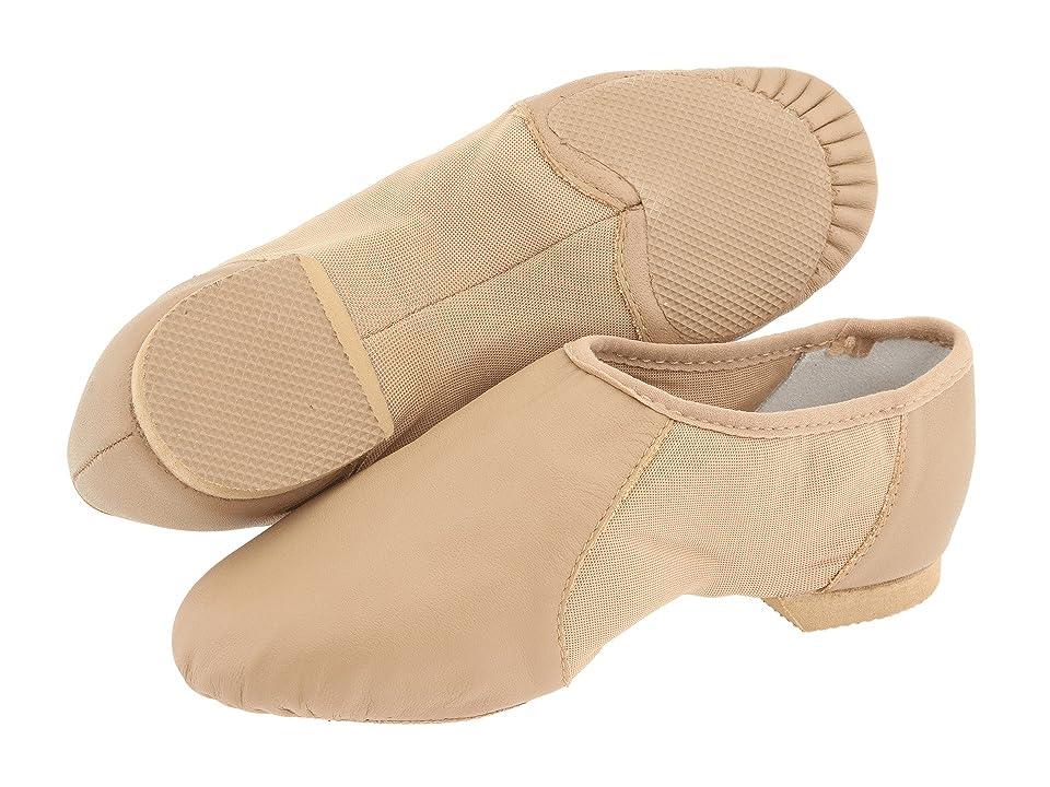 Bloch Kids Neo-Flex Slip On S0495G (Toddler/Little Kid) (Tan) Girls Shoes