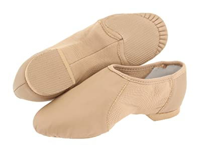 Bloch Kids Neo-Flex Slip On S0495G (Toddler/Little Kid) (Tan) Girls Shoes