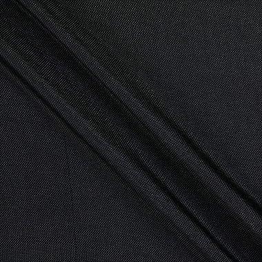 Richlin Fabrics Vintage Linen, Black